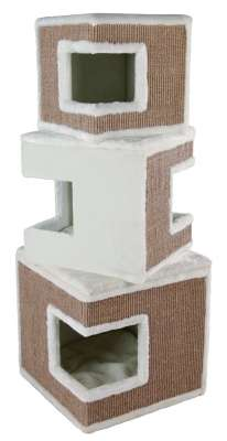 Trixie Cat Tower Lilo Castanho 46×46×123 cm
