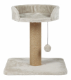 Trixie Mica Scratching Post Light gray