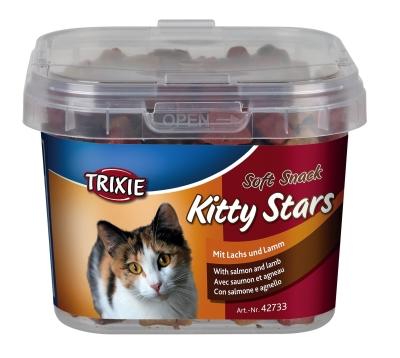 Trixie Soft Snack Kitty Stars 140 g