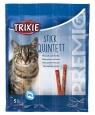 Trixie Premio Stick Quintett,  Salmone e Trota  25 g