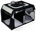 Vario Double Transport Box 91x60x61/57 cm fra Trixie
