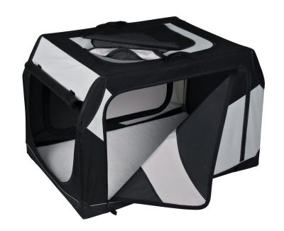 Trixie Transportbox Vario 61x43x46 cm Schwarz