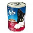 Felix Chunks in Sauce with Beef and Turkey 400 g billigt