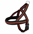 Trixie  Fusion Norwegian Harness  Orange butik