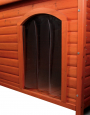 Trixie Natura Plastic Door for Cottage & Lodge Kennel bestil til gode priser