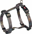 Trixie Jimmy H-Harness, brown  Brun
