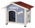 Natura Dog's Inn Dog Kennel Trixie 91x80x80 cm