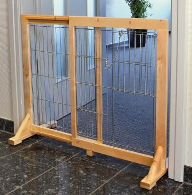 Trixie Barrière pour Chiens 61-103x75 cm