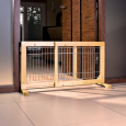 Trixie Dog Barrier, Wood  63-108x50 cm