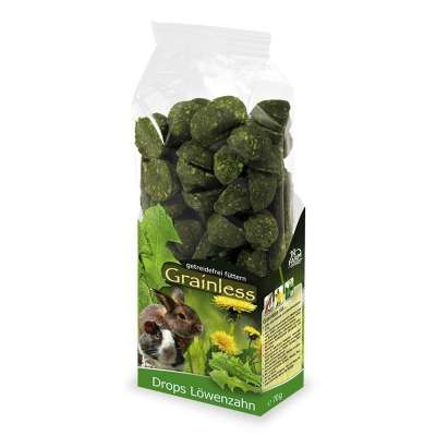 JR Farm Grainless Drops Löwenzahn  140 g