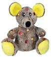 Mouse, Plush Trixie Taupe