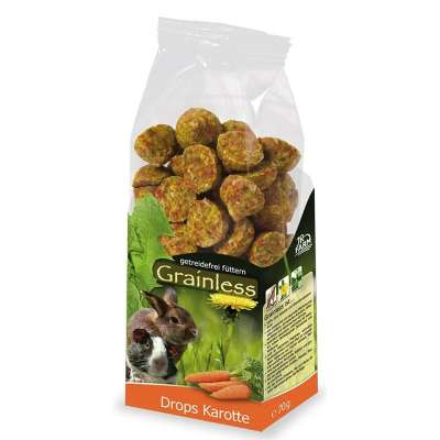 JR Farm Grainless Drops Karotte  140 g