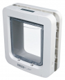 Trixie SureFlap Cat Flap with Microchip Identification White