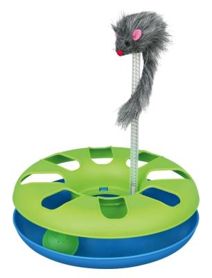 Trixie Crazy Circle, Kunststoff Verschiedenfarbig 24 cm