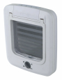 Trixie 4-Way Cat Flap White