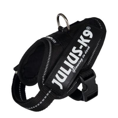 Julius K9 IDC Powerharness Baby 1 Svart 29-36 cm
