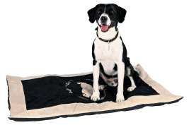 Trixie Couverture King of Dogs  100x70 cm
