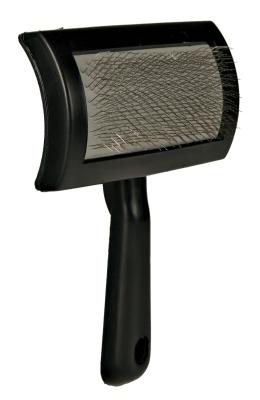 Trixie Softbürste Extra Weiche Metallborsten 10x16 cm