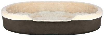 Trixie Bett Cosma 100x75 cm Dunkelbraun