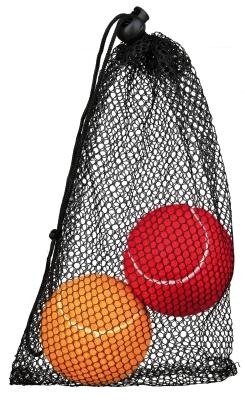 Trixie Set de Balles de Tennis, Flottantes 6 cm