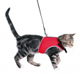 Cat Soft Harness with Leash Trixie 24-42 cm