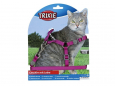 Cat One Touch Harness with Leash, Nylon Trixie 26-37/1 cm