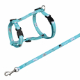 Trixie Mimi Cat Harness with Leash, Nylon Mimi  Halvat