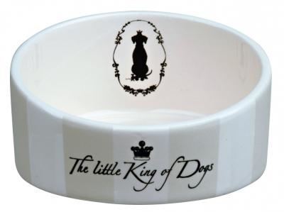 Trixie Keramische Voederbak, King of Dogs 1 l