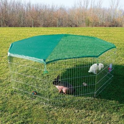 Trixie Freilaufgehege mit Schutznetz 210×75 cm