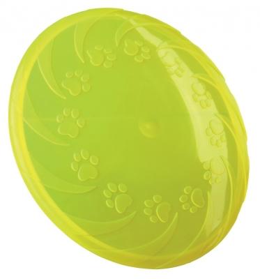 Trixie Dog Disc TPR Schwimmt 18 cm