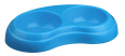 Trixie Double Bowl, Plastic  10 cm