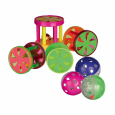 Trixie Assortment Balls and Rolls, Plastic 4.5 cm