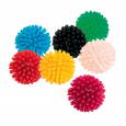 Trixie Assortment Hedgehog Balls, Vinyl 120 Pcs