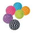 Artículos que se suelen comprar con Trixie Surtido de Pelotas Espiral, Plástico/Nylon