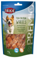 Trixie PREMIO Fish Chicken Wheels 75 g goedkoop