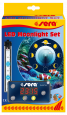 LED Moonlight Set Sera Schwarz
