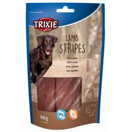 Trixie Premio Lamb Stripes met Lamsvlees  100 g