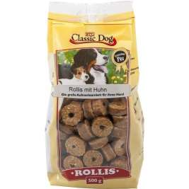 Snack Rollis with Chicken Classic Dog 4260104075090