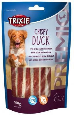 Trixie Premio Crispy Duck mit Ente Ente 100 g