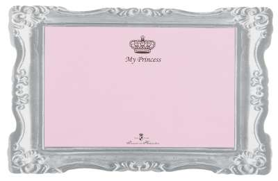 Trixie Place Mat My Princess Rosa 44x28 cm