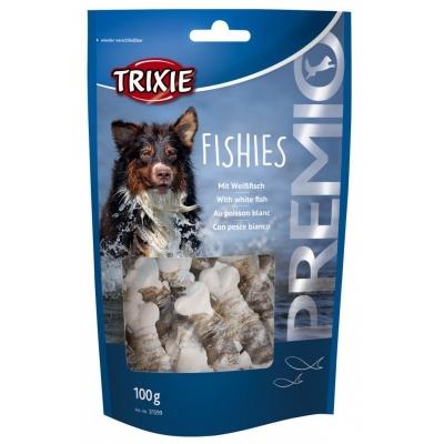Trixie Premio Fishies met Witte Vis Vissen 100 g