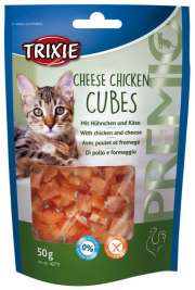 Premio Cheese Chicken Cubes au Poulet et Fromage Trixie 4011905427171