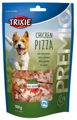 Trixie Premio Chicken Pizza met Kip Pizza & Kip 100 g
