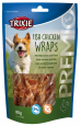 Premio Fish Chicken Wraps Trixie 80 g