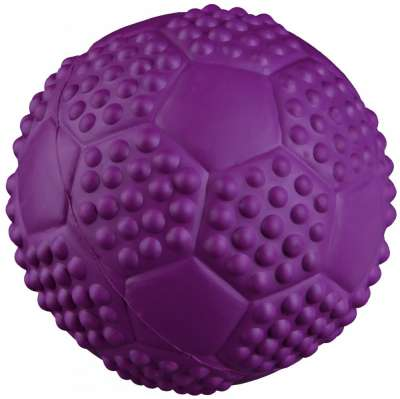 Trixie Sportball Naturgummi Reliefartig 5.5 cm