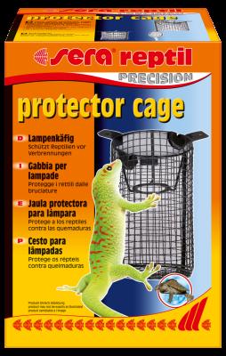Sera Reptil Protector Cage 22x12 cm