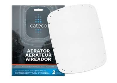 Cateco Aerator Replacement 2 Units