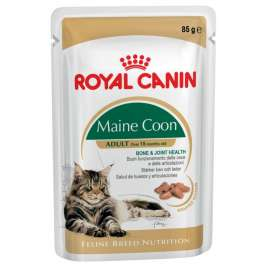 Royal Canin Feline Breed Nutrition Maine Coon Adult 85 g