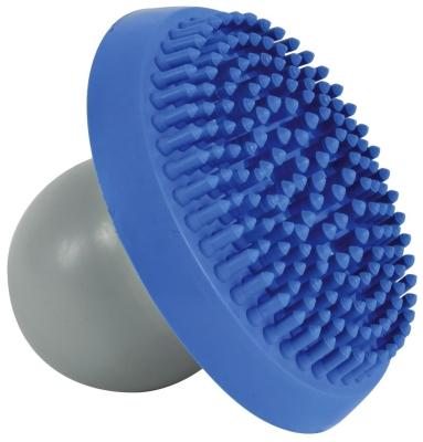 Trixie Shampoo- und Massagebürste 10x17 cm