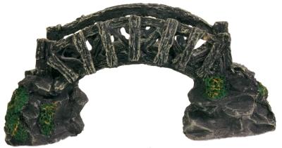 Trixie Bridge Mörkgrå 17 cm